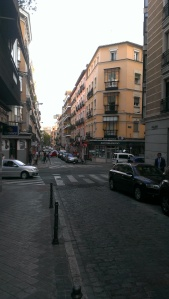 Madrid Apartment Street