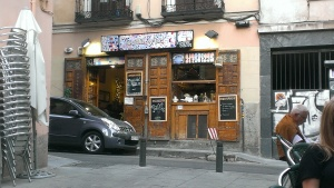 Madrid Casjita de Nori