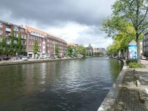 Amsterdam Flat Canal