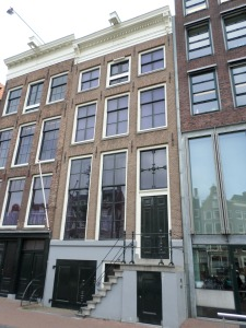 Anne Frank house Exterior