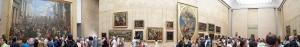 Mona Lisa Panorama