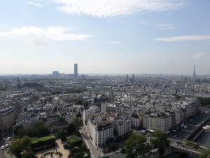 Notre Dame Vista