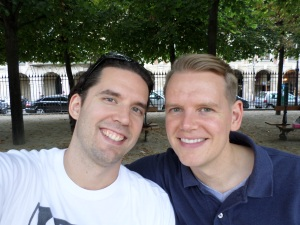Jeff and Scott Marais