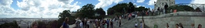 Sacre Coeur Panorama