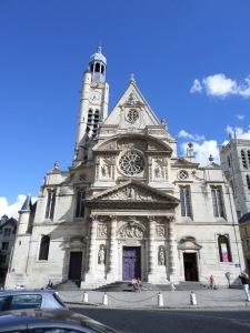 Saint Etienne Exterior