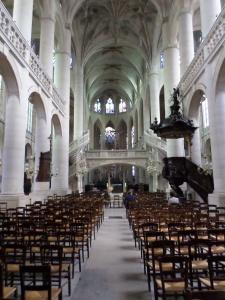 Saint Etienne Interior