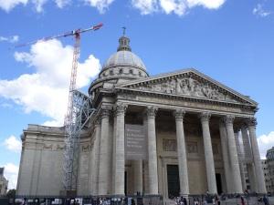 Paris Pantheon Exterior