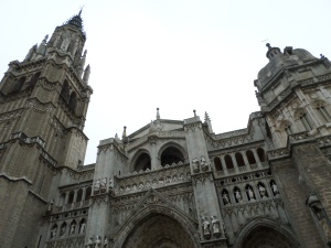Catedral de Toledo Exterior
