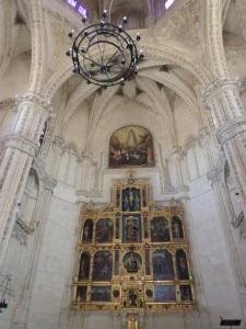 San Juan de los Reyes Interior