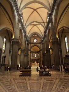 Florence Cathedral Interior