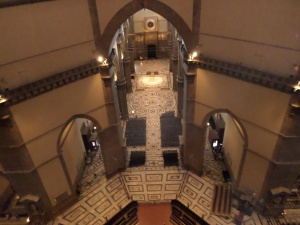 Florence Cathedral Interior2