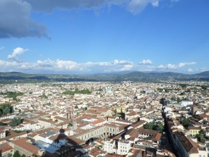 Florence Dome Views2