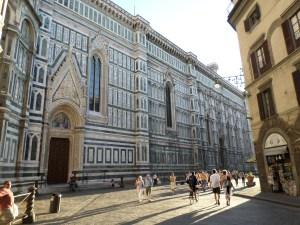Florence Duomo Exterior4