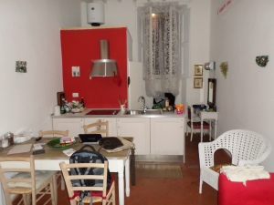 Florence Apartment Interior1