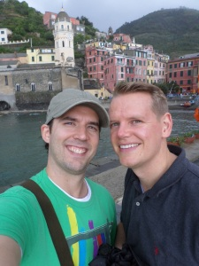 Jeff and Scott Vernazza
