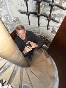 Tower of London Stairs