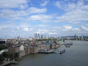 London View Tower Bridge