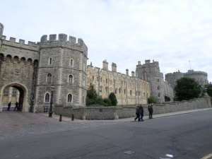 Windsor Castle Exterior