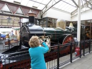 Queen Victoria Train