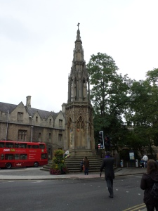 Oxford Martyrs Memorial