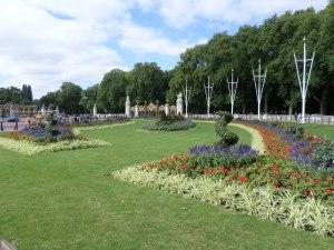 Buckingham Palace Flowers