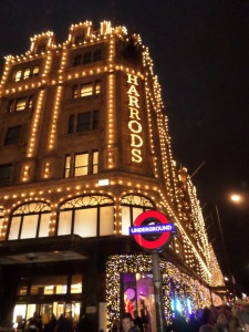HarrodsByNight