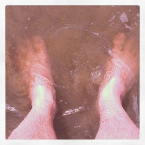 FeetInOcean